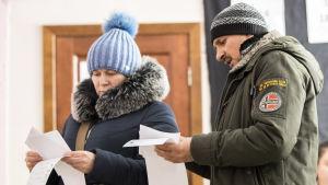 De flesta väljare är missnöjda med oligarkernas stora makt i Moldavien