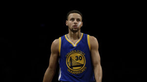 Stephen Curry, Golden State Warriors.