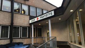 Jouren vid Raseborgs sjukhus