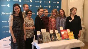 de nominerade för finlandiapriset för barn- och ungdomslitteratur