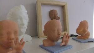 3D-foster görs i Estland.