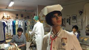 Tina Rosström Länsi-Uudenmaan sairaalamuseo