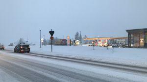Shell i Borgå.