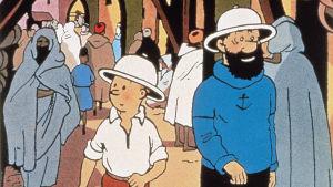 Tintin och Kapten Haddock