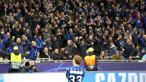Atalantas fest i Champions League