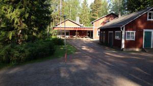 Övik lägergård