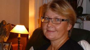 Carola Gustafsson överlevde tsunamin 2004, men miste sin man och ett barn