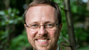 Jan Hellberg, stiftssekreterare för gudstjänstliv och musik vid domkapitlet i Borgå stift.