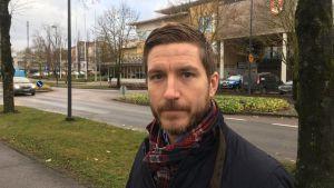 Profilbild på Matias Jensén.