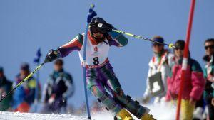 Blanca Fernandez Ochoa, OS i Albertville 1992