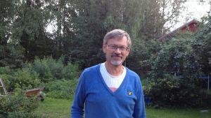 Michael Luther är ordförande i Korsholms kommunstyrelse.