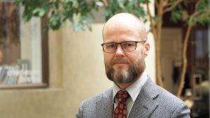 Thomas Bergman är jurist vid UNHCR.