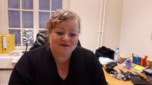 Integrationskoordinator Pia Fraktman
