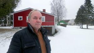 Peter Albäck i Terjärv