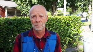 Rune Källström är ordförande för delägarlaget Larsmo utskogar