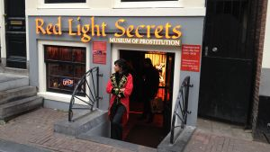 Prostitutionsmuséet Red light secrets