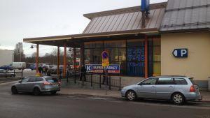 K-supermarket i Lovisa