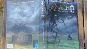 Boken Anaché av Maria Turtschaninoff.