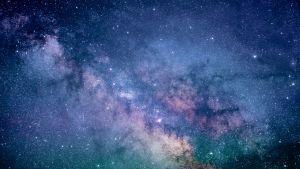 värikästä tähtitaivasta