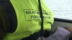 Fiskeövervakare Kenneth Nordqvist