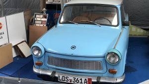 Trabant på Esbo bilmuseum