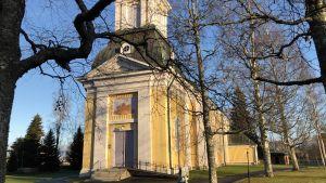 Pörtom kyrka