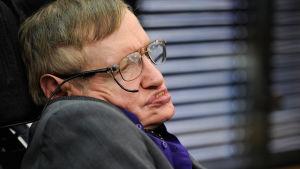 Stephen Hawking tiedemies