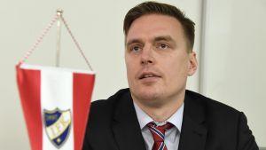 Teemu Kankkunen är HIFK:s nya chefstränare.