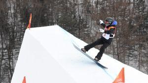 Enni Rukajärvi i OS