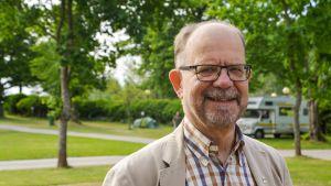 Lovisa stads utvecklingsdirektör Sten Frondén
