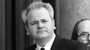 Slobodan Milosevic bilden från 1993