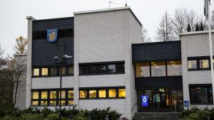 bild på en byggnad