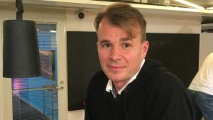 Markus Wartiovaara vd för Hanken Business lab
