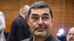 Kriminalöverkommissarie Christer Ahlgren