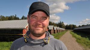 Tobias Andersson, pälsfarmare