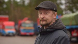 Porträttbild av Carl Jernström Jr.