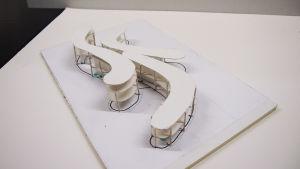 joulupukin virka-asunto arkkitehtuurikoulu arkki: Project Aurora