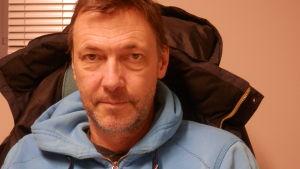 Äldre kriminalkonstapel Kaj Nyman i Jakobstad