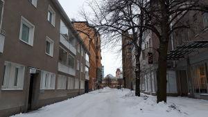 Hartmansgränden i Vasa.