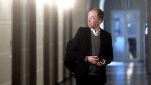 Jussi Halla-aho lämnar regeringssonderingen