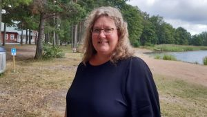 Viveca Smeds-Aalto, informationssekreterare vid Pargas stad.
