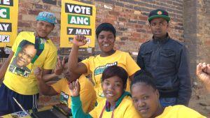 Val i Sydafrika