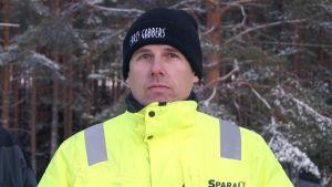 Mikael Sparf.