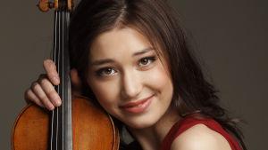 viulisti Tami Pohjola
