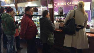 Kön är lång till årets bageri 2015