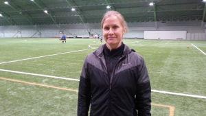 Anne Mäkinen, tränare 2016