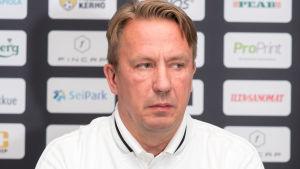 Raimo Sarajärvi, SJK 2018.