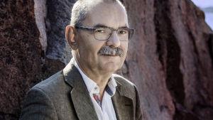Essäisten och litteraturkritikern Michel Ekman.