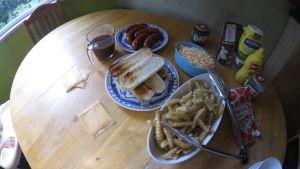 Ronin blogin kuva ruuat