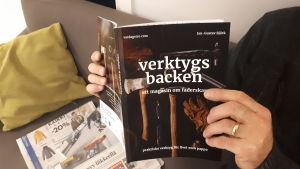 Jan-Gustav Björks bok om att vara far